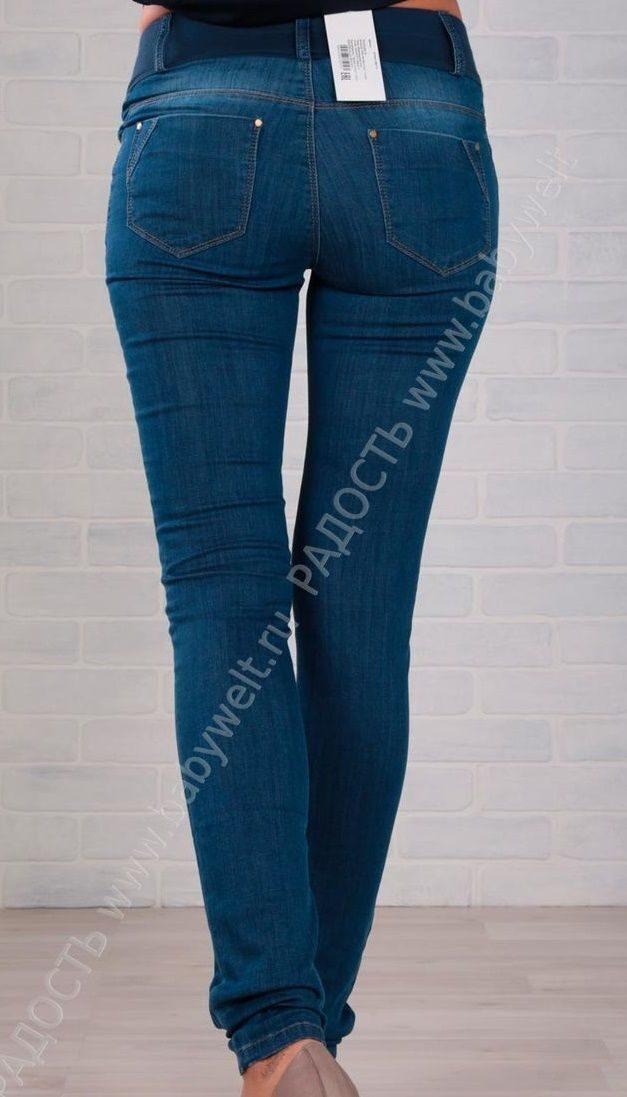 Вставить резинку в джинсы для беременных 18